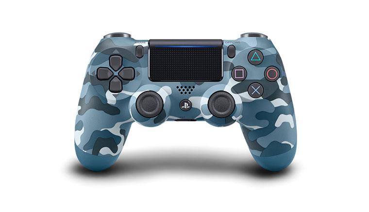 莓果藍、銅色、迷彩藍DUALSHOCK 4控制器9/21在台上市