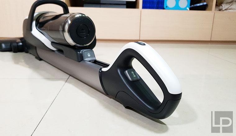 吸塵器界的變形金剛!伊萊克斯Electrolux PURE F9滑移百變吸塵器開箱實測
