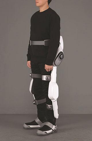 外骨骼+AI:樂金發表穿戴式機器人LG CLOi SuitBot,強調以人為本