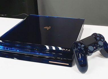 PlayStation 5億台銷售突破!半透明PS4 Pro全球限量特別版開箱 @LPComment 科技生活雜談