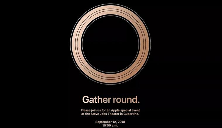 蘋果發表會9/13凌晨登場!可能發表新iPhone、Apple Watch、iPad Pro