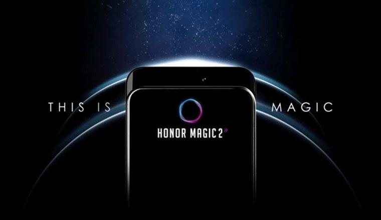 榮耀Magic 2亮相,採用升降鏡頭設計並搭載Kirin 980