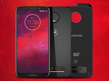 摩托羅拉發表Moto Z3,搭配模組成為全球首款具備5G連網能力的手機 @LPComment 科技生活雜談