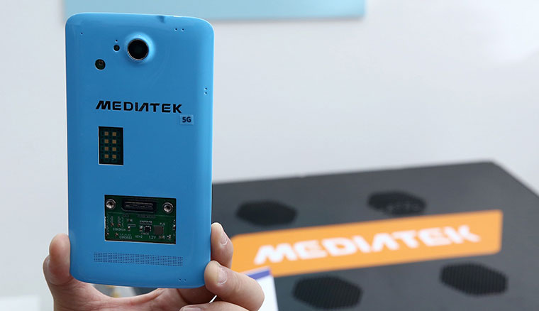 積體電路六十週年IC60特展華山登場,聯發科展示5G原型手機等新技術