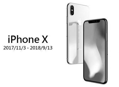 史上最短命哀鳳!iPhone X已隨著Xs系列的推出從蘋果官網下架了 @LPComment 科技生活雜談