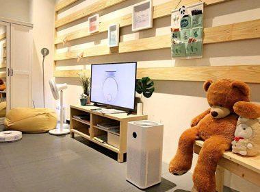 小米基地展示物聯網智慧家庭情境,小米連網燈泡、電磁爐等新品首度在台亮相 @LPComment 科技生活雜談