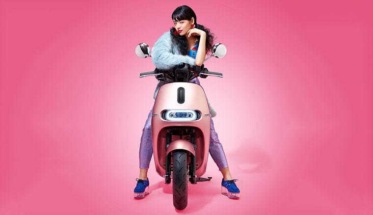 遠傳加盟門市開賣Gogoro,搭超級騎機專案Gogoro 2 Delight最低28700騎回家