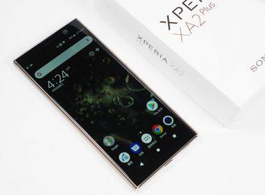 大螢幕大電量Sony Xperia XA2 Plus開箱!外型、效能、電力與相機拍照實測 @LPComment 科技生活雜談