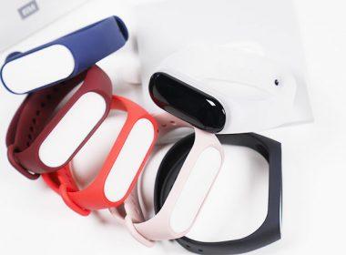 小米手環3與全色系5+1款錶帶開箱!只送不賣的原廠「透明探索版」錶帶動手玩 @LPComment 科技生活雜談