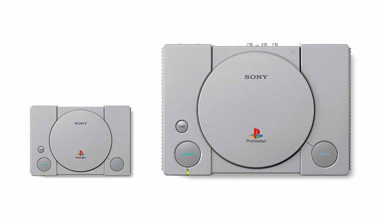 初代PS復刻版迷你主機PlayStation Classic內建FF7等20款經典遊戲,12/3在台上市