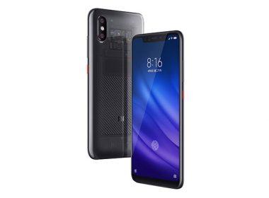 小米8 Pro螢幕指紋版明在台上市,具備透明機身與8GB RAM @LPComment 科技生活雜談