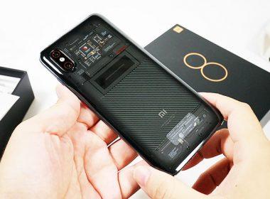 影片/小米8 Pro螢幕指紋版開箱!指紋辨識、效能、拍照快速實測 @LPComment 科技生活雜談