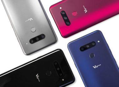 LG V40ThinQ發表:三主鏡頭設計,廣角到望遠全焦段通殺! @LPComment 科技生活雜談