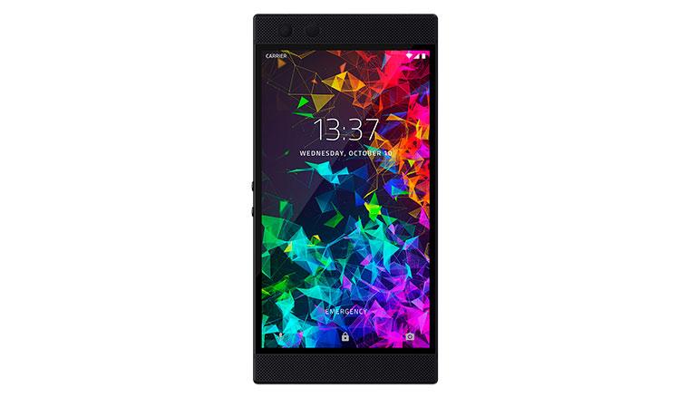 Razer Phone 2發表:120Hz高更新率螢幕、電力與散熱升級並加入Chroma燈效