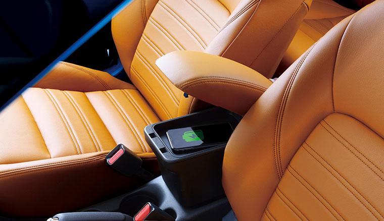 宇碩與裕隆日產達成合作,新車NISSAN KICKS將配備15w無線充電座