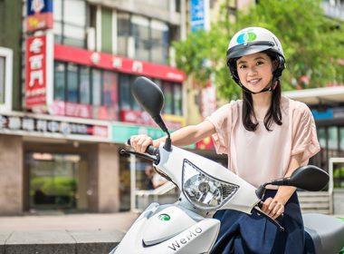 WeMo Scooter騎乘數破100萬人次,推出早晨時段8折限定優惠 @LPComment 科技生活雜談