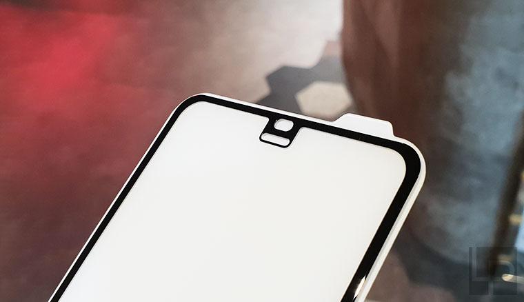 開箱\Google Pixel 3 XL全貼合滿版玻璃保護貼實貼體驗