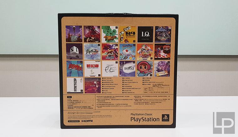 迷你版PS1入手!台版PlayStation Classic開箱動手玩!