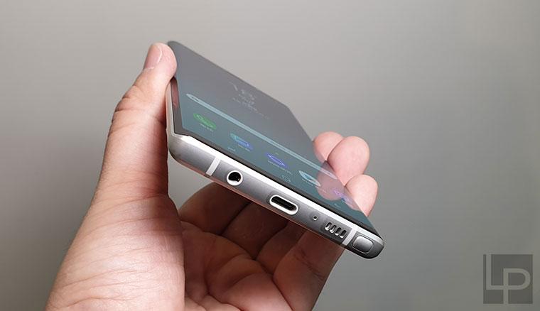三星Note 9「初雪白」新色實機動眼看,12月初開賣售價30900元