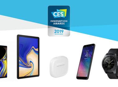 三星獲於2019 CES創新大獎奪得30個獎項 @LPComment 科技生活雜談
