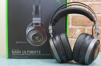 不只聽聲辨位,更有震動回饋!Razer Nari Ultimate無線電競耳麥開箱 @LPComment 科技生活雜談