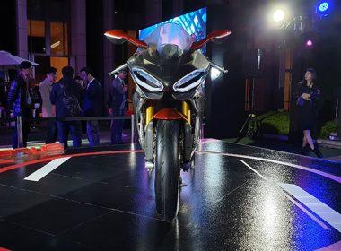 動眼看/光陽公升級電動重機SurperNEX首度在台亮相!12/16將現身麗寶賽車場 @LPComment 科技生活雜談