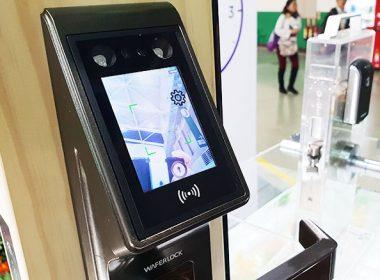 台灣品牌維夫拉克3D人臉辨識電子鎖與IP68藍牙防水防塵電子鎖動手玩 @LPComment 科技生活雜談