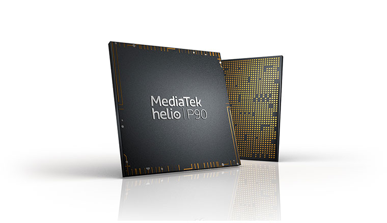 聯發科發表Helio P90處理器,2+6核架構並強調AI性能提升4倍