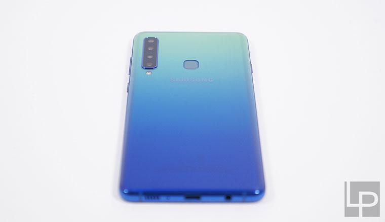 絕美的漸層機身設計!Samsung Galaxy A9外型、效能、電力測試