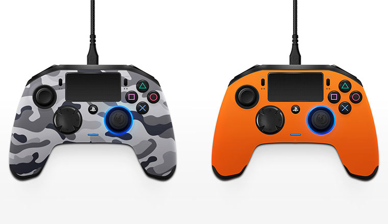 2TB版PS4 Pro與Revolution Pro Controller 2專業控制器專業控制器新色在台推出