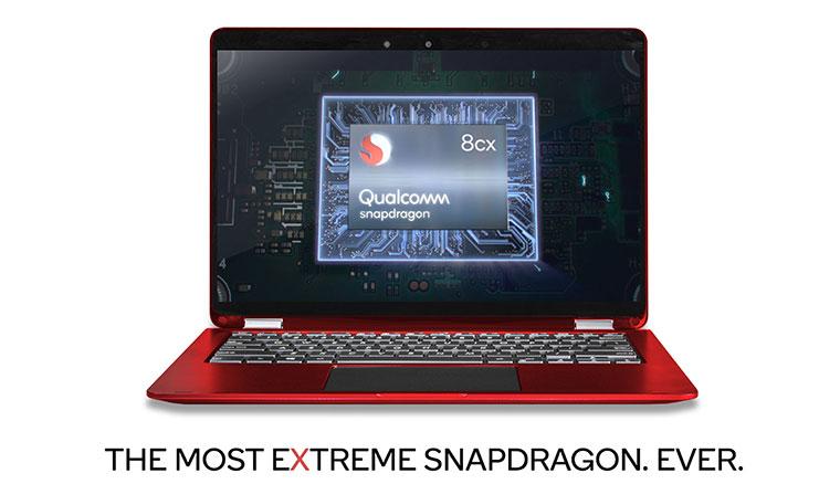 高通針對PC推出Snapdragon 8cx處理器,預計2019第三季出貨