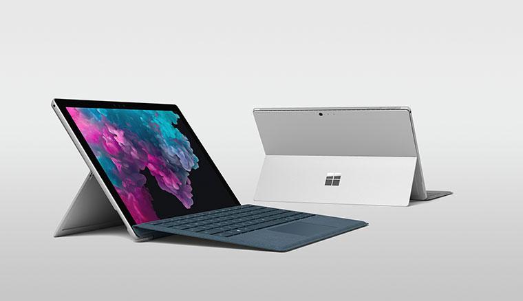 全新Surface Pro 6、Laptop 2、Studio 2將於1/15上市!預購即日開跑