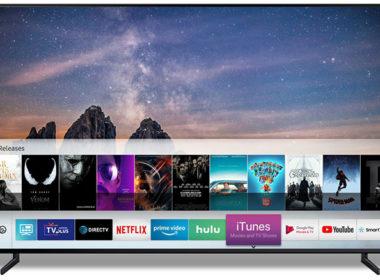 三星旗下智慧電視,春季起支援蘋果iTunes電影電視節目與AirPlay2串流 @LPComment 科技生活雜談