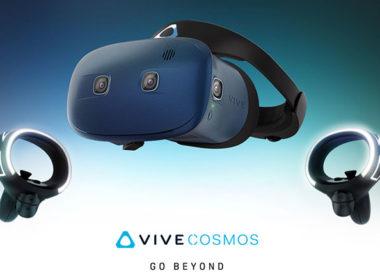 HTC發表VIVE Pro Eye及VIVE Cosmos兩款新VR裝置與VR內容吃到飽服務Viveport Infinity @LPComment 科技生活雜談