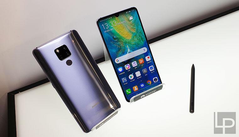 華為Mate 20 X超大螢幕手機正式登台!新平板、穿戴與超多優惠好康同步公開