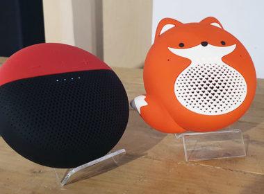 遠傳推出「小愛講」、「小狐狸」行動智慧音箱!造型可愛、內建八大獨家與四大全新服務 @LPComment 科技生活雜談