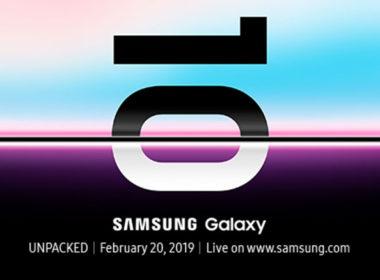 三星確認Galaxy S10系列2/20於美國發表!台灣上市資訊將隨後公布 @LPComment 科技生活雜談