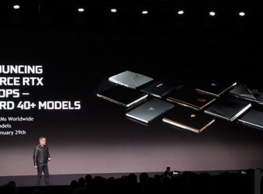 NVIDIA RTX 20系列顯卡正式進入筆電市場!月底首波17款、年底前40款新筆電將搭載 @LPComment 科技生活雜談