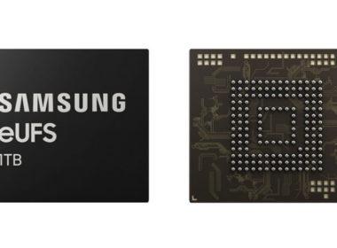 三星宣布量產1TB容量eUFS 2.1,Galaxy S10可望率先採用? @LPComment 科技生活雜談