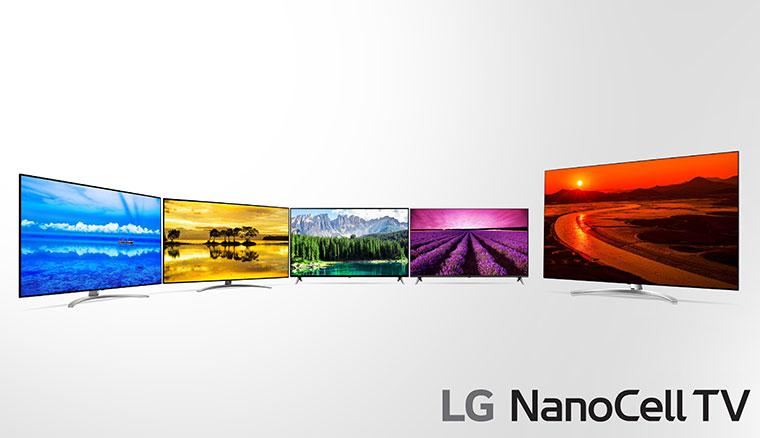 LG發表全新OLED與NanoCell電視,搭載α9 Gen 2處理器AI更強大