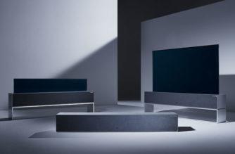 LG發表配備柔性OLED的可捲式電視SIGNATURE OLED TV R @LPComment 科技生活雜談