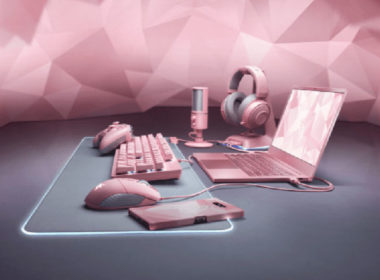 全套粉紅!雷蛇推出Quartz粉晶Blade Stealth遊戲筆電等產品 @LPComment 科技生活雜談