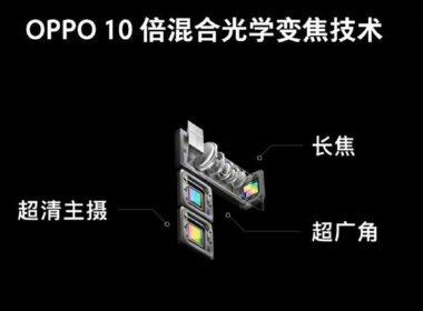 OPPO發表10倍光學變焦相機模組!已達量產階段、將於MWC 2019展出 @LPComment 科技生活雜談