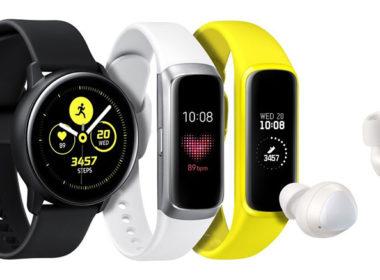 三星發表Galaxy Buds、Galaxy Watch Active、Galaxy Fit等新款智慧穿戴裝置 @LPComment 科技生活雜談