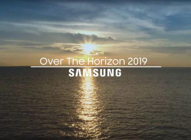 三星公布S10的《Over the Horizon》十周年紀念版鈴聲,強調海洋意象 @LPComment 科技生活雜談