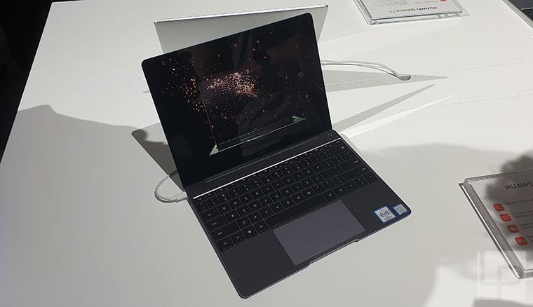 華為推出全新Matebook X Pro與Matebook 14 / 13等三款新筆電