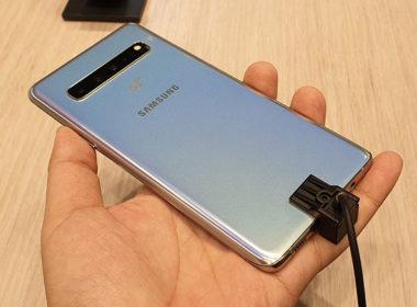 鏡頭更多、螢幕更大、5G網路!Samsung Galaxy S10 5G動手玩 @LPComment 科技生活雜談