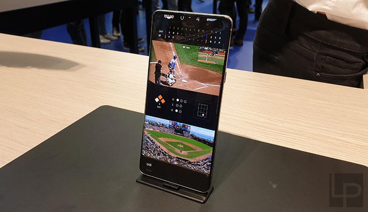 前後七鏡頭、更大螢幕、5G網路!Samsung Galaxy S10 5G動手玩