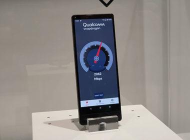 21:9螢幕+雙鏡頭:Sony 5G工程機亮相,實測網速飆破2Gbps! @LPComment 科技生活雜談