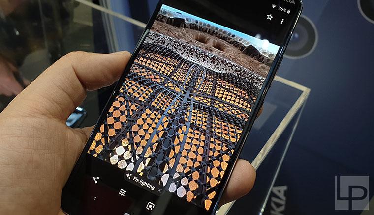 重返榮耀之作?搭載蔡司五鏡頭的Nokia 9 PureView簡單動手玩